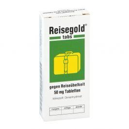 Reisegold Tabs gg. Reiseuebelkeit