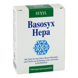 Basosyx Hepa Syxyl Tabletten