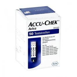Accu Chek Aviva Plasma II paski testowe