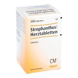 Strophanthus Comp. tabletki na serce