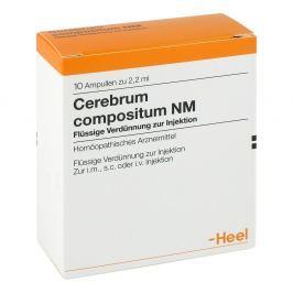 Cerebrum Compositum Nm, ampułki 2,2 ml