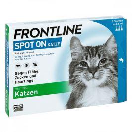 Frontline Spot preparat dla kotów, pipetka