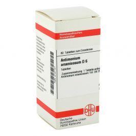Antimonium Arsenicosum D 6 Tabl.