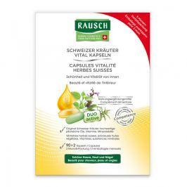 Rausch Vital kapsułki ziołowe, duże opakowanie