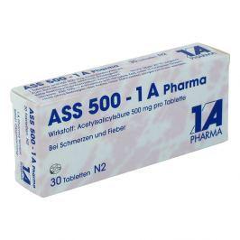 Ass 500 1a Pharma Tabl.