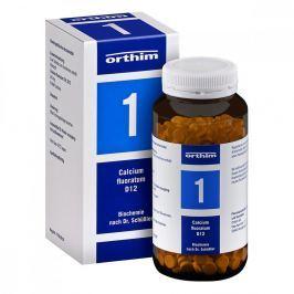 Biochemie 1 Calcium fluoratum D 12 Tabl.