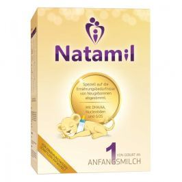 Natamil 1 Anfangsmilch Pulver