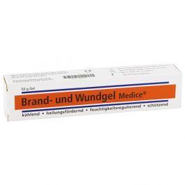Medice żel na rany i oparzenia