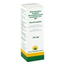 Rhinoguttae Argent.diacet.prot.3% Mp Nasentr.