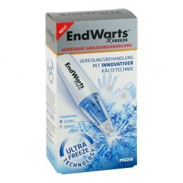 Endwarts Freeze Spray