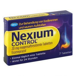 Nexium Control 20 mg magensaftresistente Tabletten