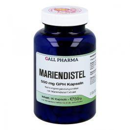 Mariendistel 500 mg Gph Kapseln