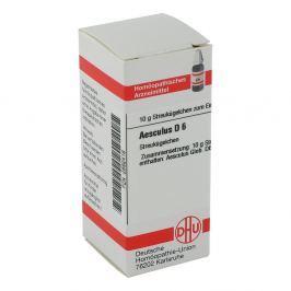 Aesculus D 6 Globuli
