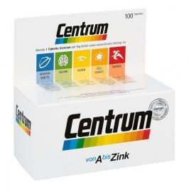 Centrum A-Zink tabletki