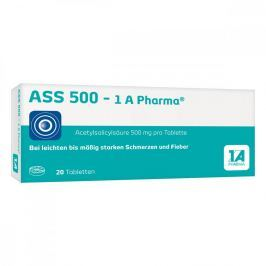 Ass 500 1a Pharma Tabl.
