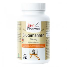 Glucomannan Saettigungskapseln