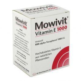 Mowivit Vitamin E 1000 Kapseln