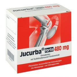 Jucurba forte 480 mg Filmtabl.