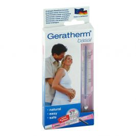 Geratherm basal analoges Zyklusthermometer