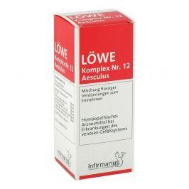 Loewe Komplex Nr.12 Aesculus Tropfen