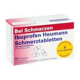 Ibuprofen Heumann Tabletki przeciwbólowe