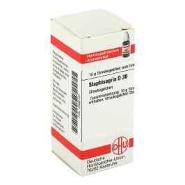 Staphisagria D 30 Globuli