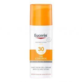 Eucerin Sun ochronny krem-żel do twarzy SPF30+ matujący
