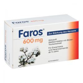 Faros 600 mg Filmtabl.