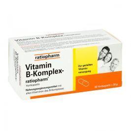 Ratiopharm  Vitamin B Komplex, kapsułki