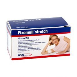 Fixomull stretch 2mx10cm gaza