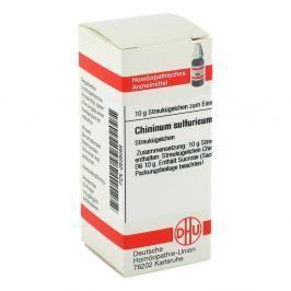 Chininum Sulfuricum D 6 Globuli