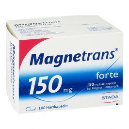 Magnetrans forte 150 mg Kapseln