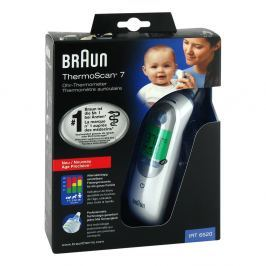 Thermoscan Braun 7 IRT 6520 termometr douszny