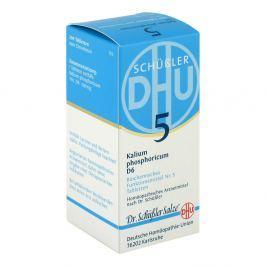 Biochemie DHU sól Nr 5 Fosforan potasu, D6 tabletki