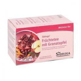 Sidroga Wellness Früchtetee mit Granatapfel Filterb.
