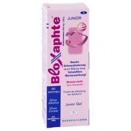 Bloxaphte Junior żel na zmiany w jamie ustnej dla dzieci