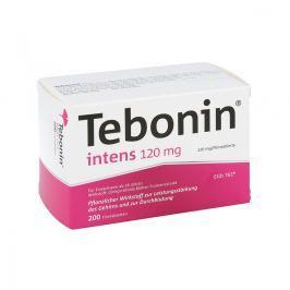 Tebonin intens 120 mg tabletki powlekane.
