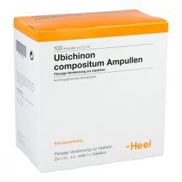 Ubichinon compositum ampułki