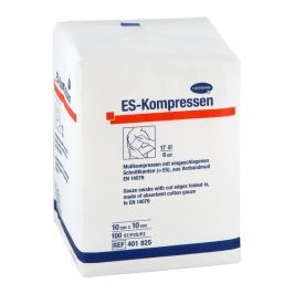 Kompresy gazowe 10x10 - nie sterylne