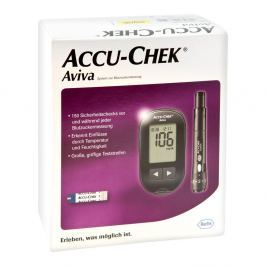 Accu Chek Aviva III zestaw mg/dl