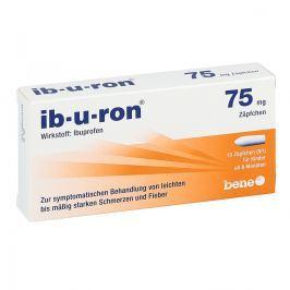 Ib U Ron 75 mg Suppos.