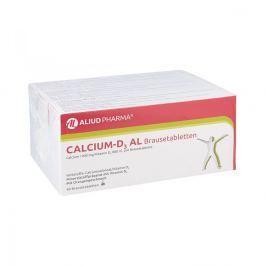 Calcium D3 Al Brausetabletten