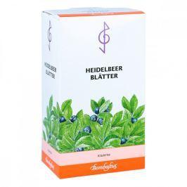 Heidelbeerblaetter Tee