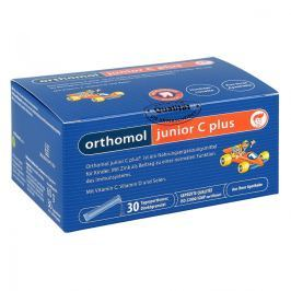 Orthomol Junior C plus granulki na język