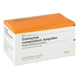 Coenzyme compositum ampułki