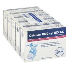 Calcium 1000 Hexal Brausetabl.