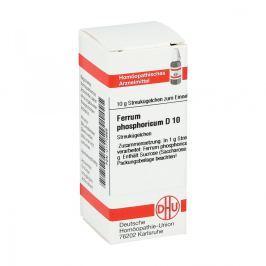 Ferrum Phos. D 10 Globuli