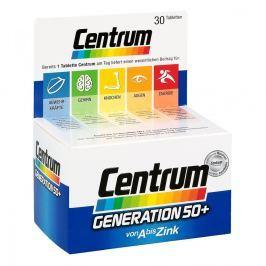 Centrum Gen.50+ A-cynk+floraglo Luteina tabletki