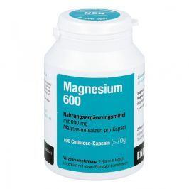 Magnesium 600m kapsułki