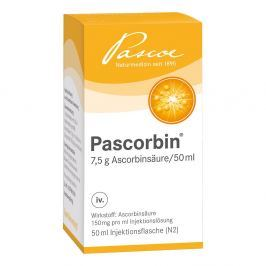 Pascorbin 7,5 g kwas askorbinowy roztwór